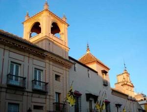 Limcamar, responsable de la limpieza del Palacio de Altamira en Sevilla.