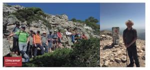 Día de senderismo en La Sierra de La Sagra