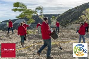 Limcamar apoya la lucha contra el cambio climático a través del proyecto Life Forest Co2
