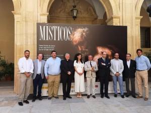 """Limcamar  renueva su compromiso con la Cultura a través de la exposición """"Místicos"""" y la Fundación Camino de Caravaca"""