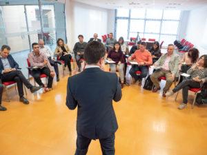 """Limcamar sede del Taller de """"Ética y Responsabilidad Social de las Empresas"""" de David Lafuente"""