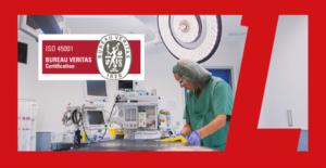 Limcamar certifica su gestión de la salud y seguridad laboral con el nuevo estándar ISO 45001: 2018