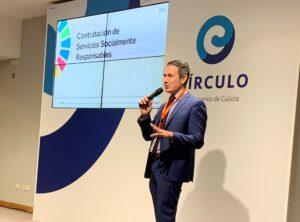 Limcamar presenta sus Servicios de Limpieza Sostenibles en el I Congreso de Compras Corporativas de Galicia de AERCE