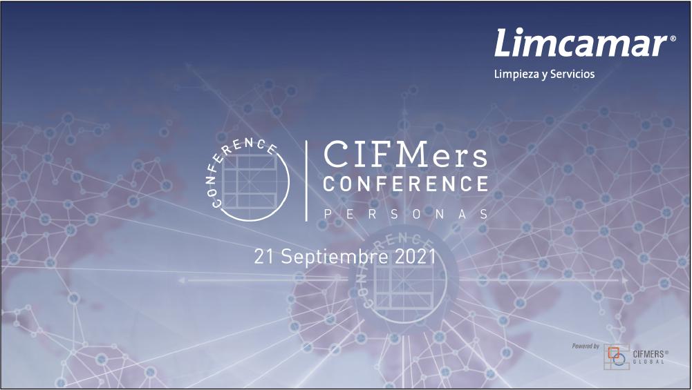 Portada Evento CIFMers Conference PERSONAS
